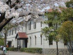 湖北中医学院成教校园风光