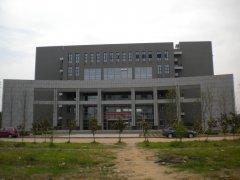 武汉工程大学自考教学楼
