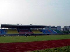 武汉工程大学流芳校区体育场
