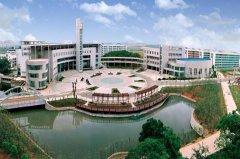 武汉商学院校园风光2