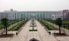 武汉商学院校园风景