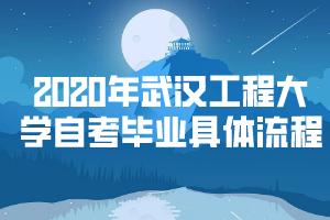 2020武汉工程大学自考毕业具体流程