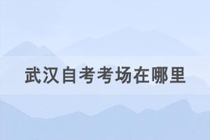2021年4月武汉自考考场在哪里,如何查询自考考场?