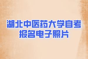 湖北中医药大学自考报名电子照片