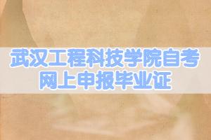 武汉工程科技学院自考网上申报毕业证