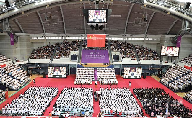羡慕清华大学开学典礼,你也有机会上自考名校本科