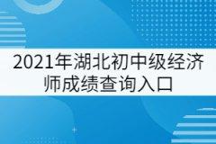 2021年初中级经济师成绩查询入口:中国人事考试网